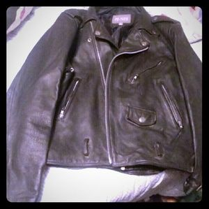 Men's Wilson XL leather jacket